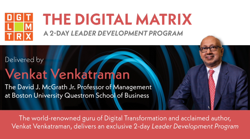 Digital Matrix Banner